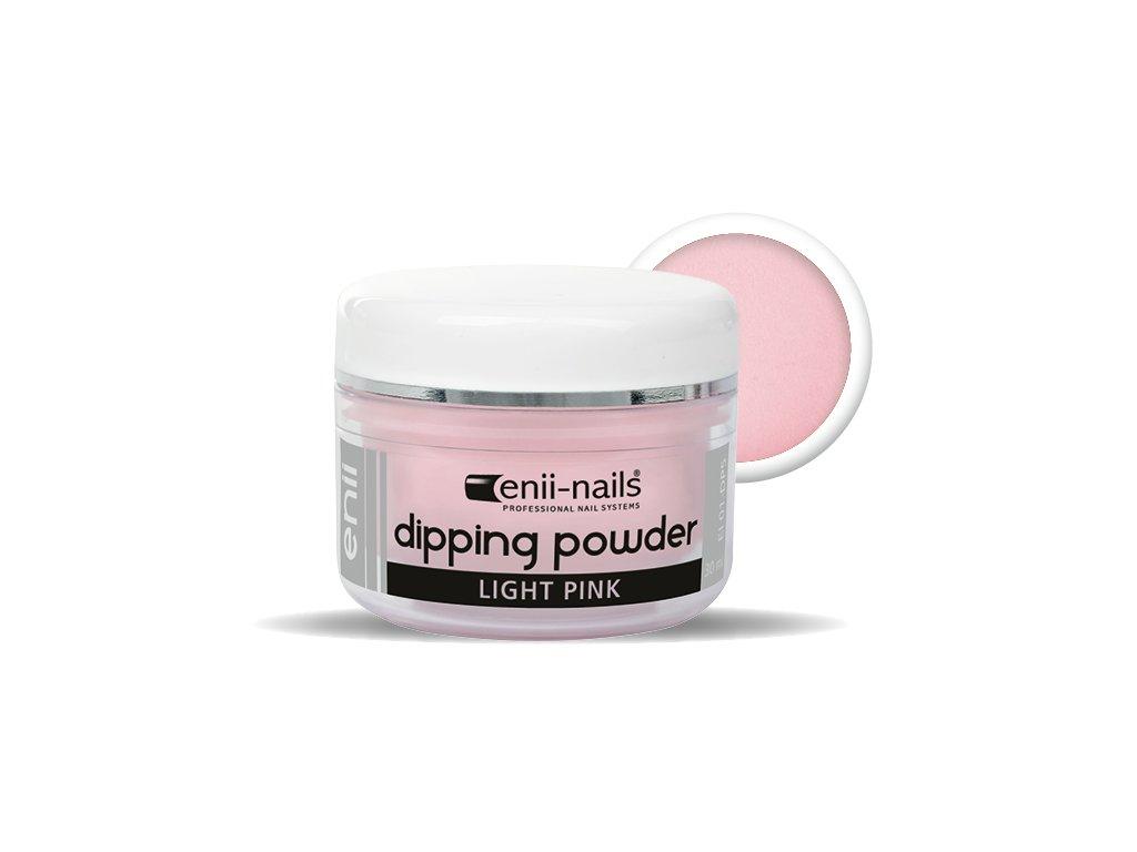 ENII DIPPING POWDER - light pink 30 ml