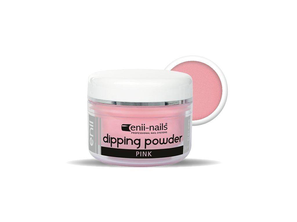 ENII DIPPING POWDER - pink 30 ml