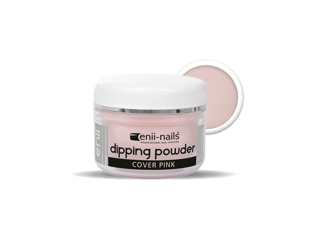 ENII DIPPING POWDER - cover pink 30 ml