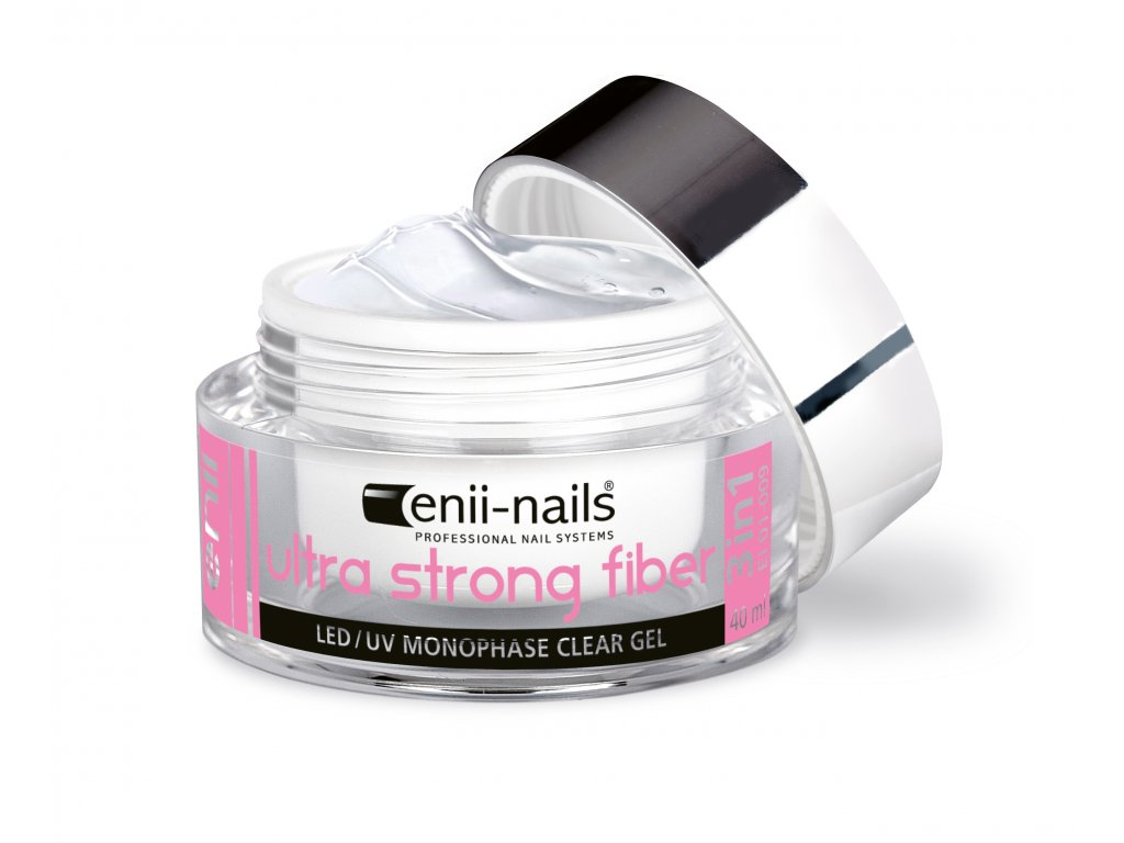 Enii ultra strong fiber gel 40 ml