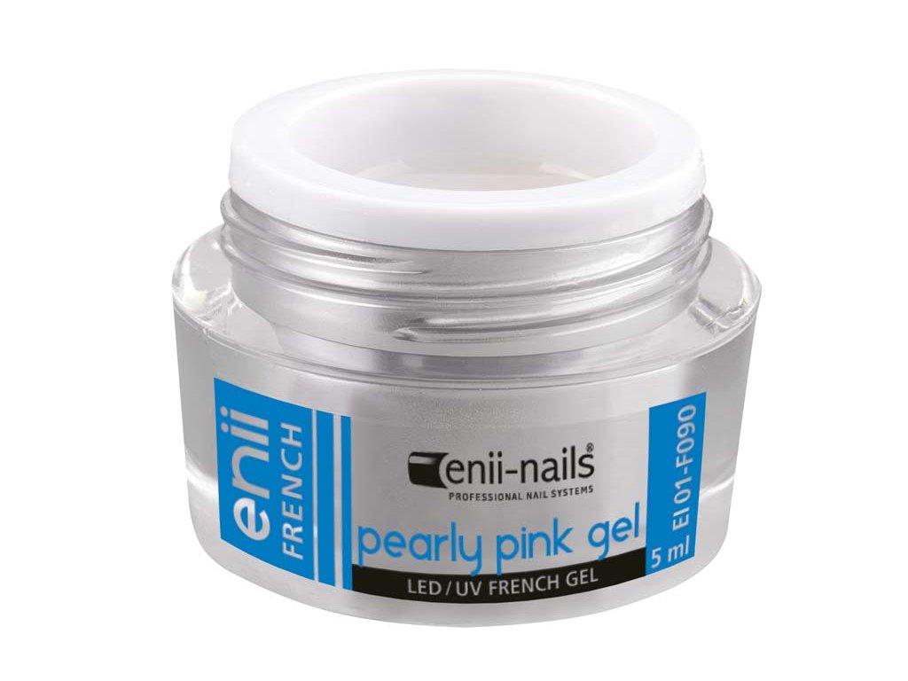 EI 01 F090 Pearly pink gel 5ml