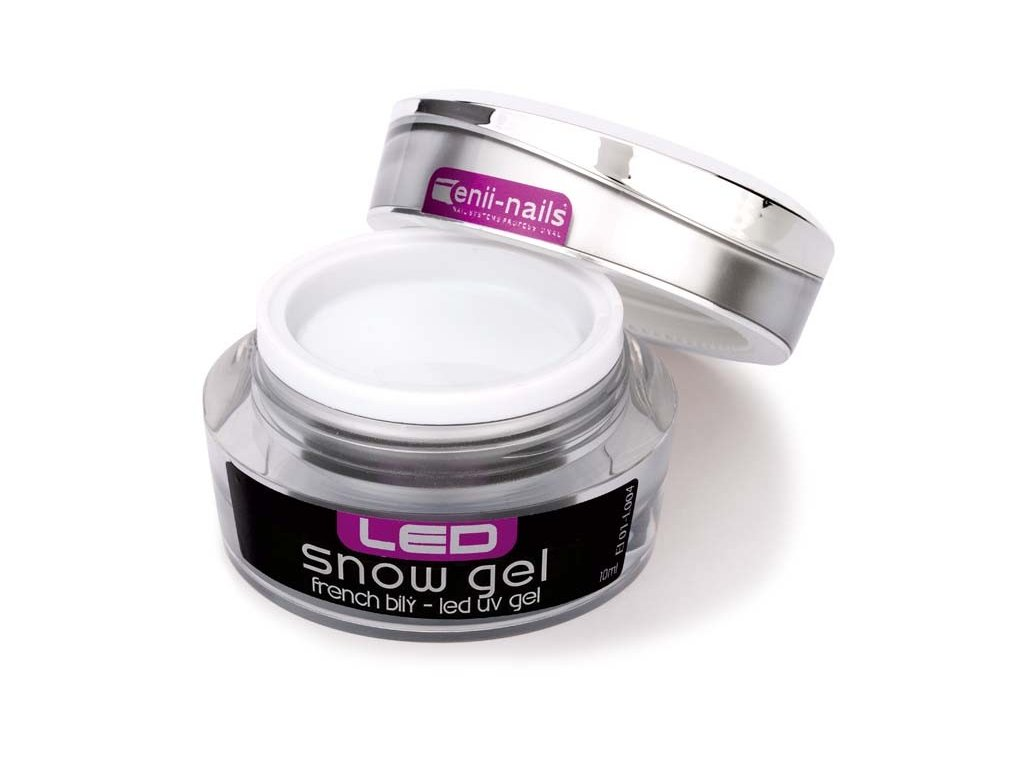 LED SNOW GEL 10 ml