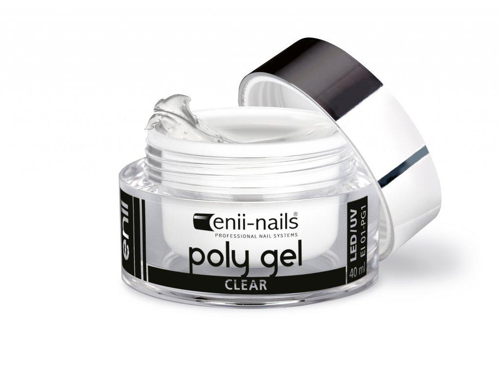 Enii poly gel - CLEAR 10 ml