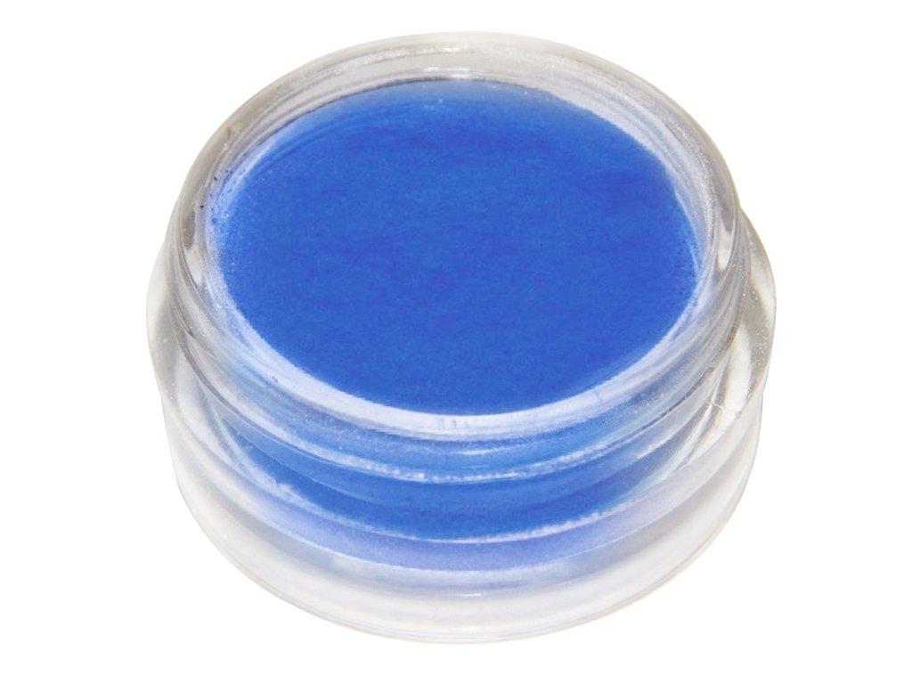 akryl modry