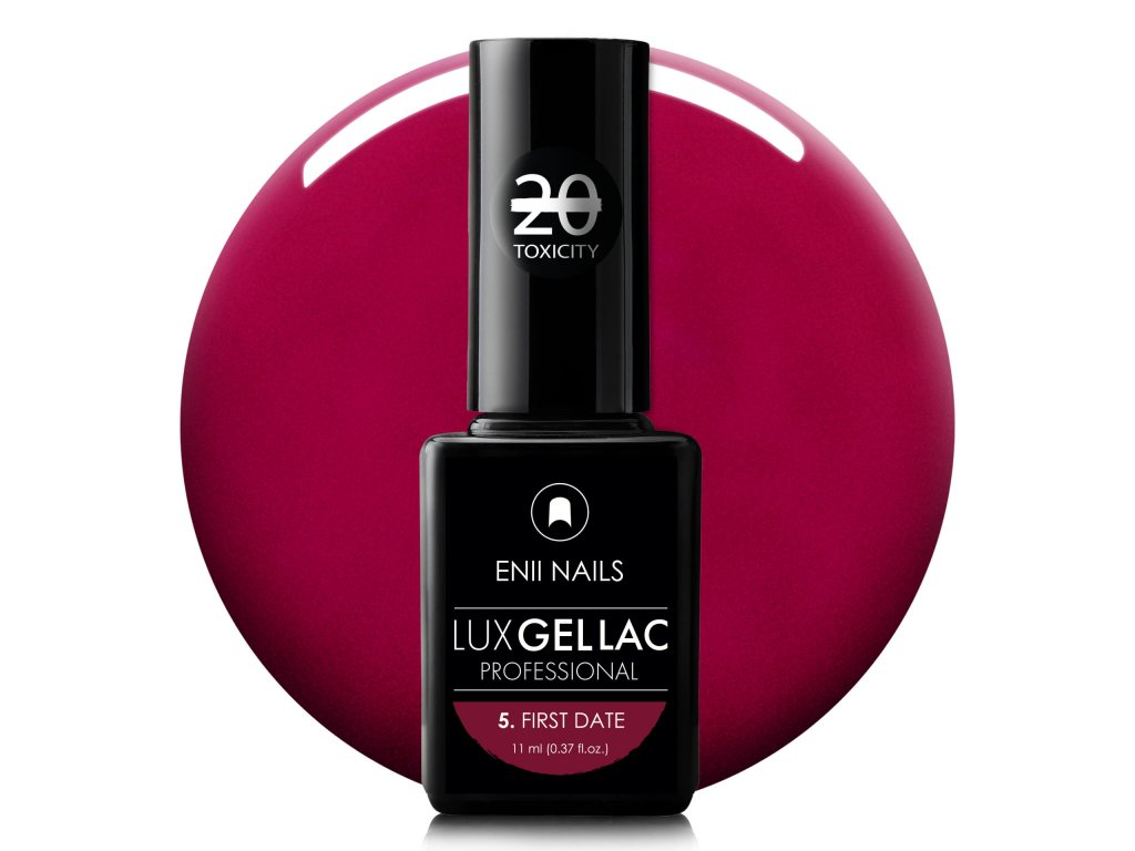 Lux Gel lac 5 first date