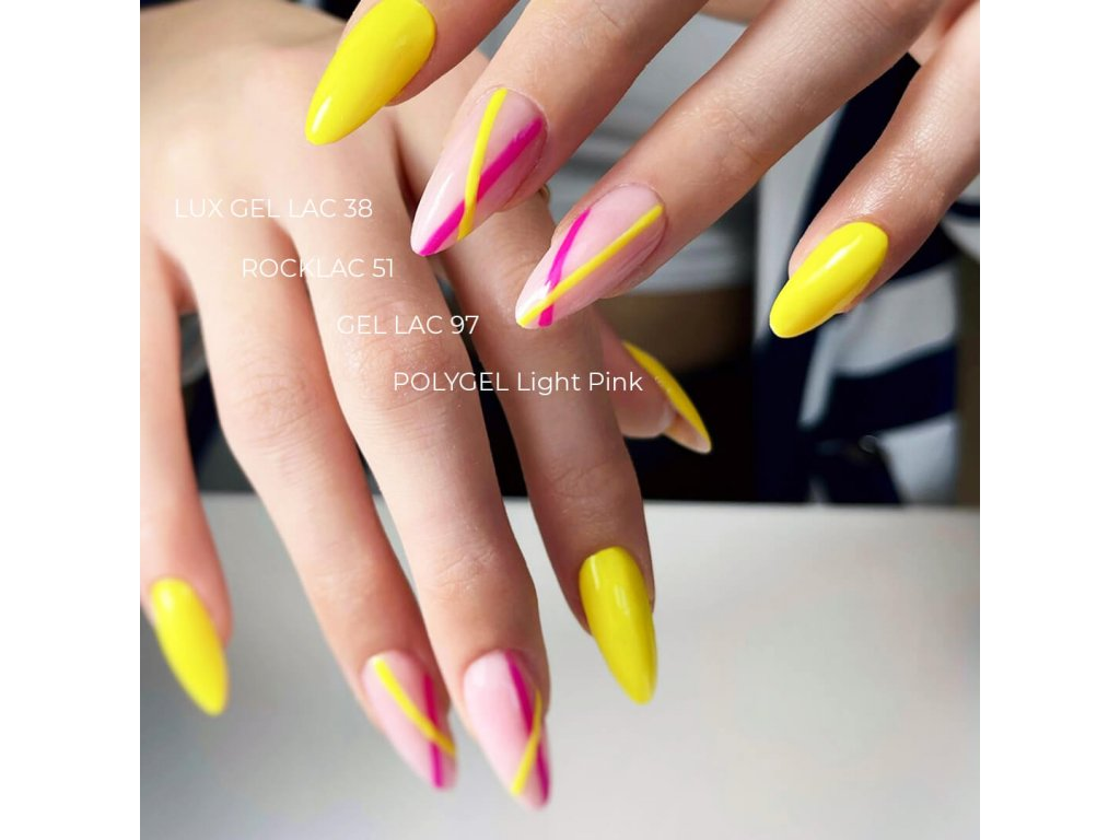 Lux Gel lac 38 Lemon