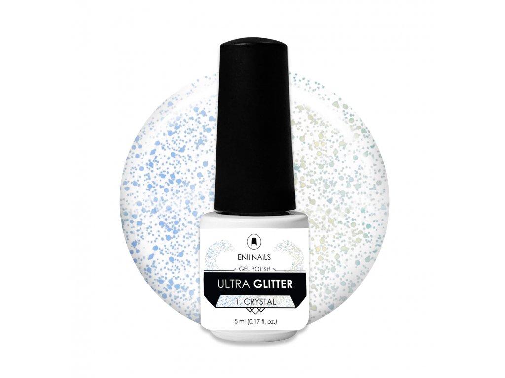 Ultra Glitter 1 Crystal