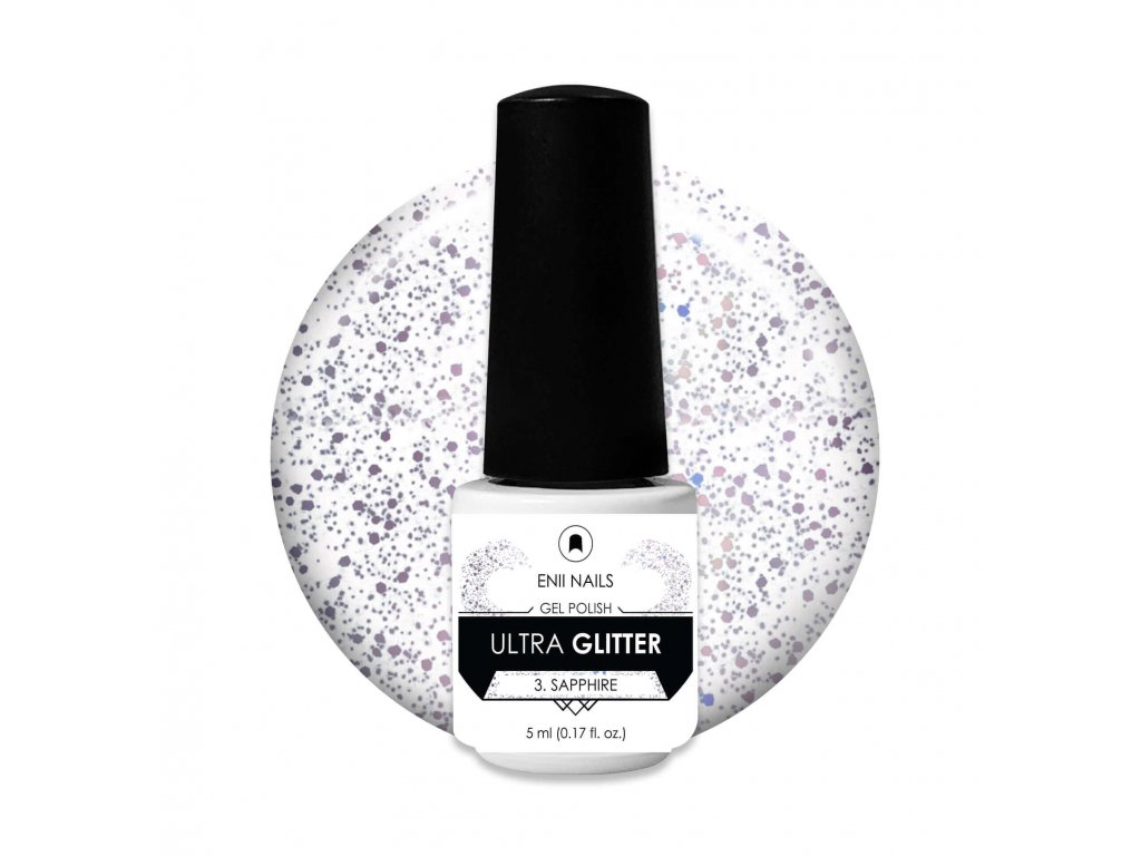 Ultra Glitter 3 Sapphire