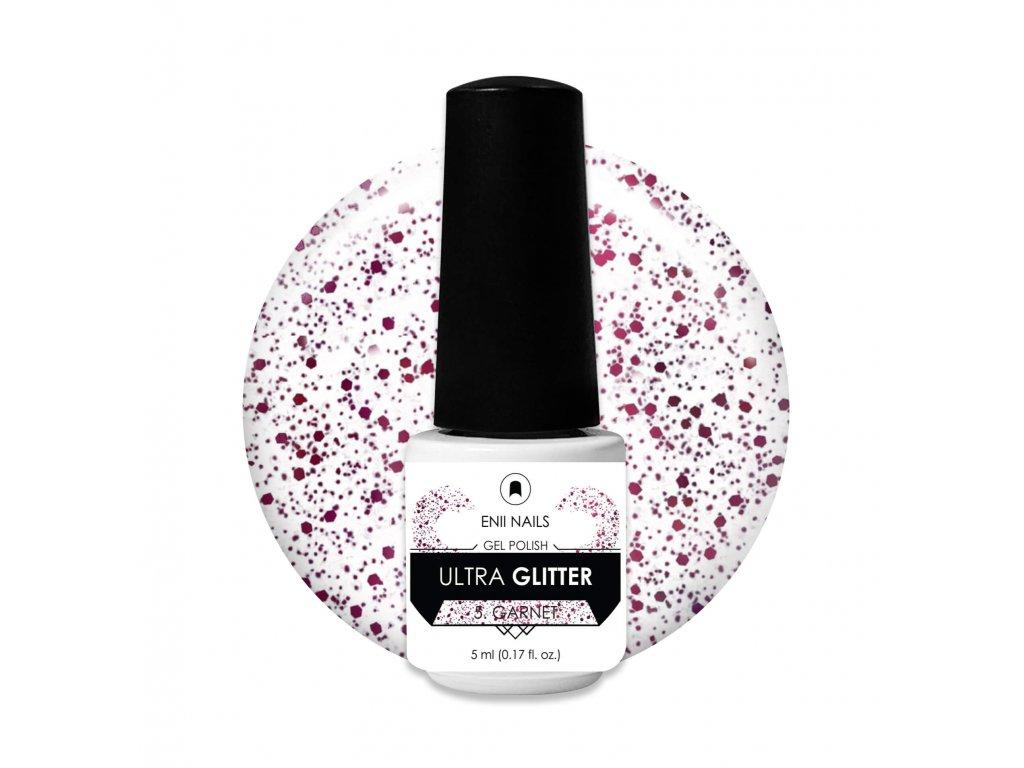 Ultra Glitter 5 Garnet