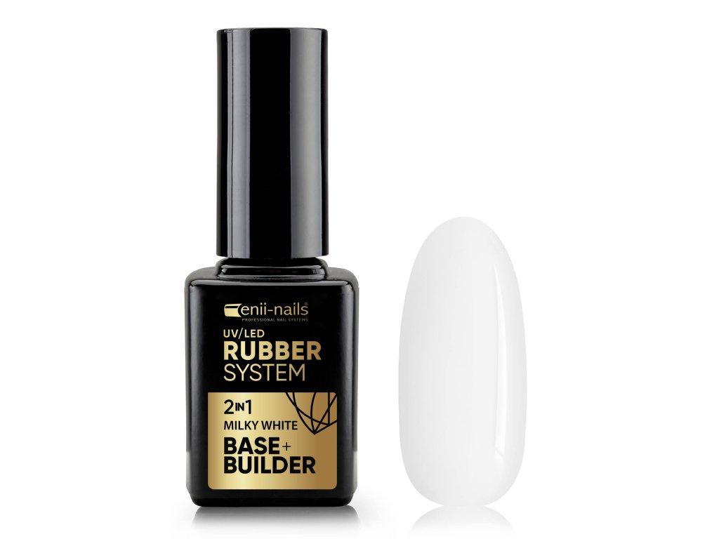RUBBER MILKY WHITE