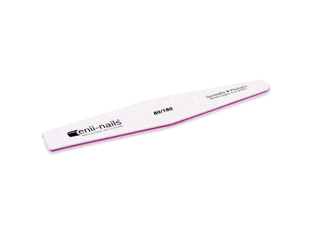 Pilník šedý DUAL EDGE 80/180