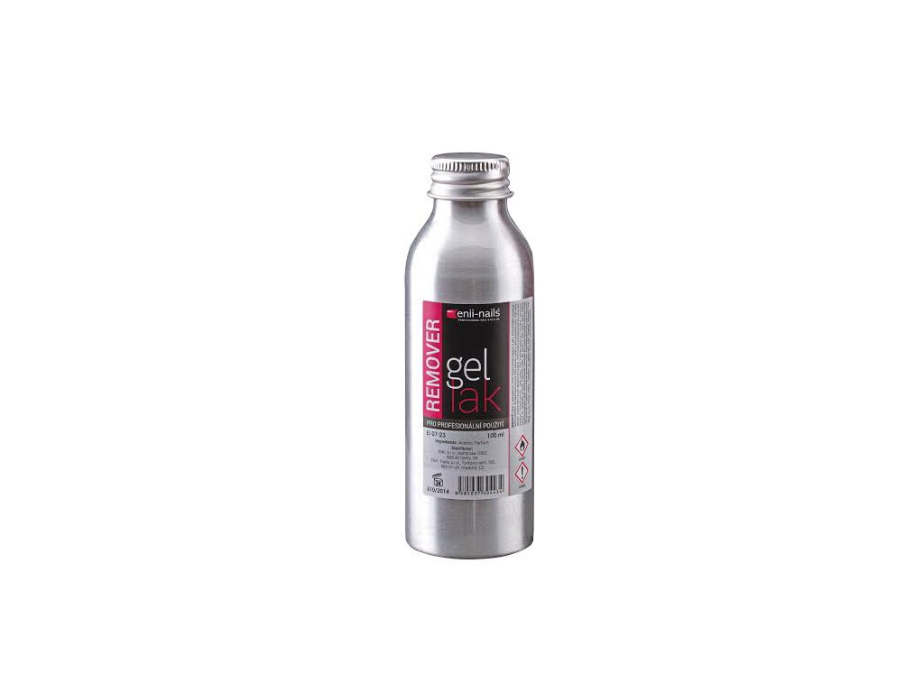 Remover - odstraňovač gel laku  100 ml