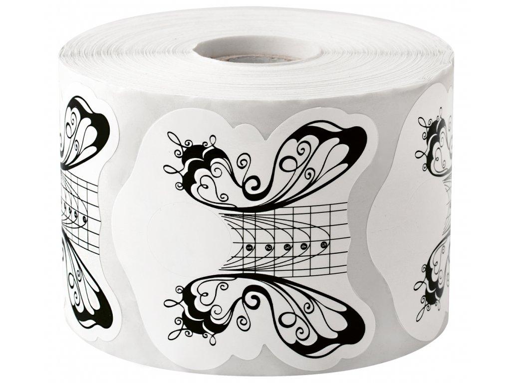 Nehtová forma - papírová motýl 500 ks