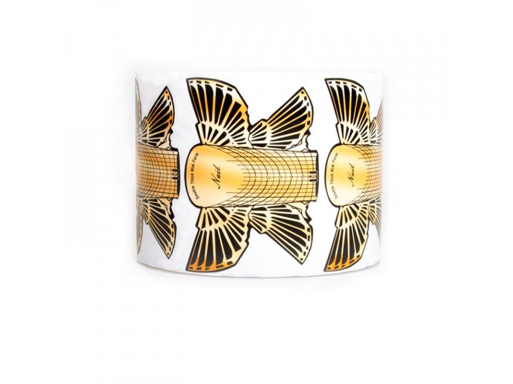 Nehtová forma papírový motýl 1 100ks