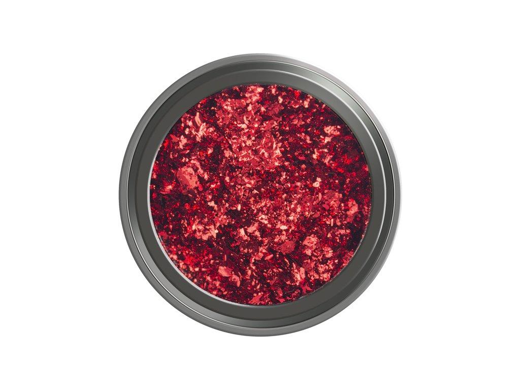 Chromatic - Red Metallic Flake