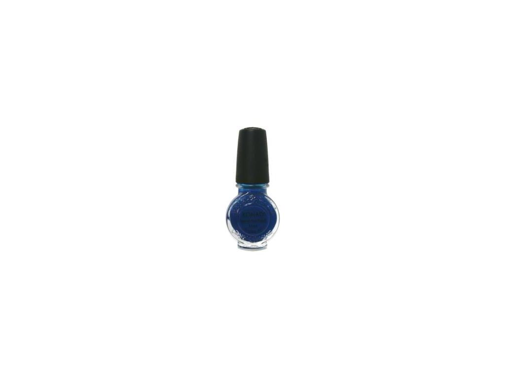 Konad lak na razítkování 11 ml - modrý