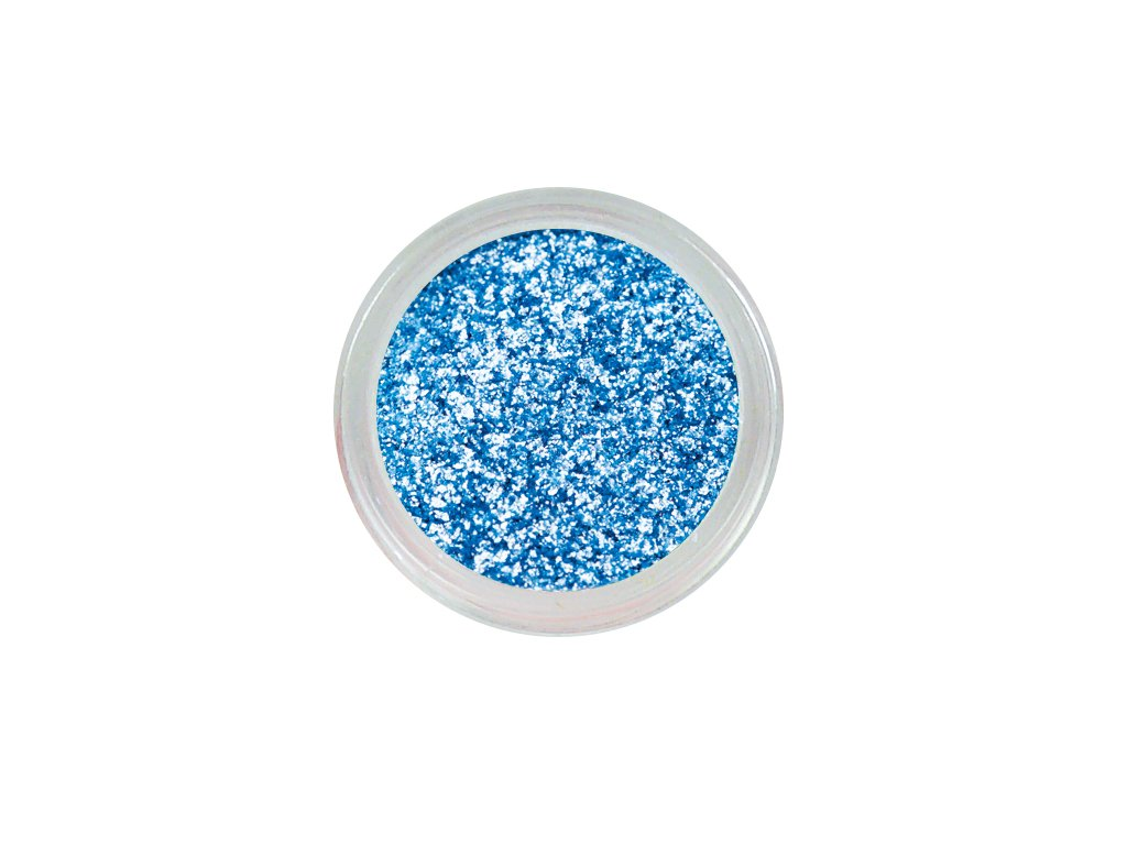 Pigment - flash silver blue