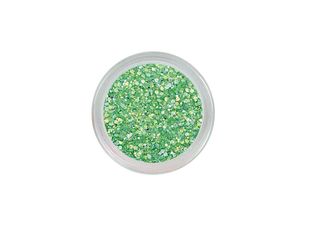 Pigment glitter - neon