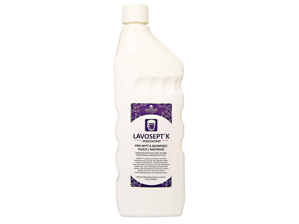 Lavosept K - na podlahy 1000 ml