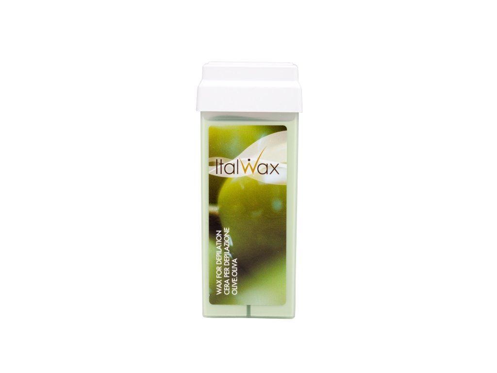 Depilační gelový vosk Olivový 100 ml