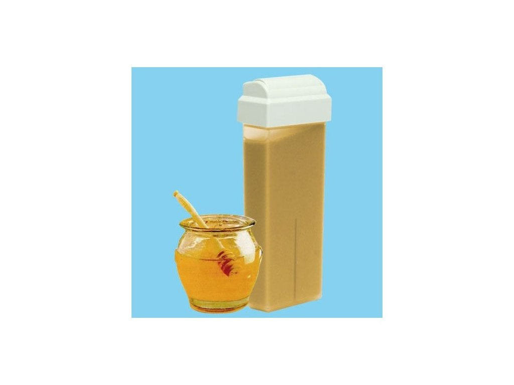 Depilační gelový vosk Medový 100 ml