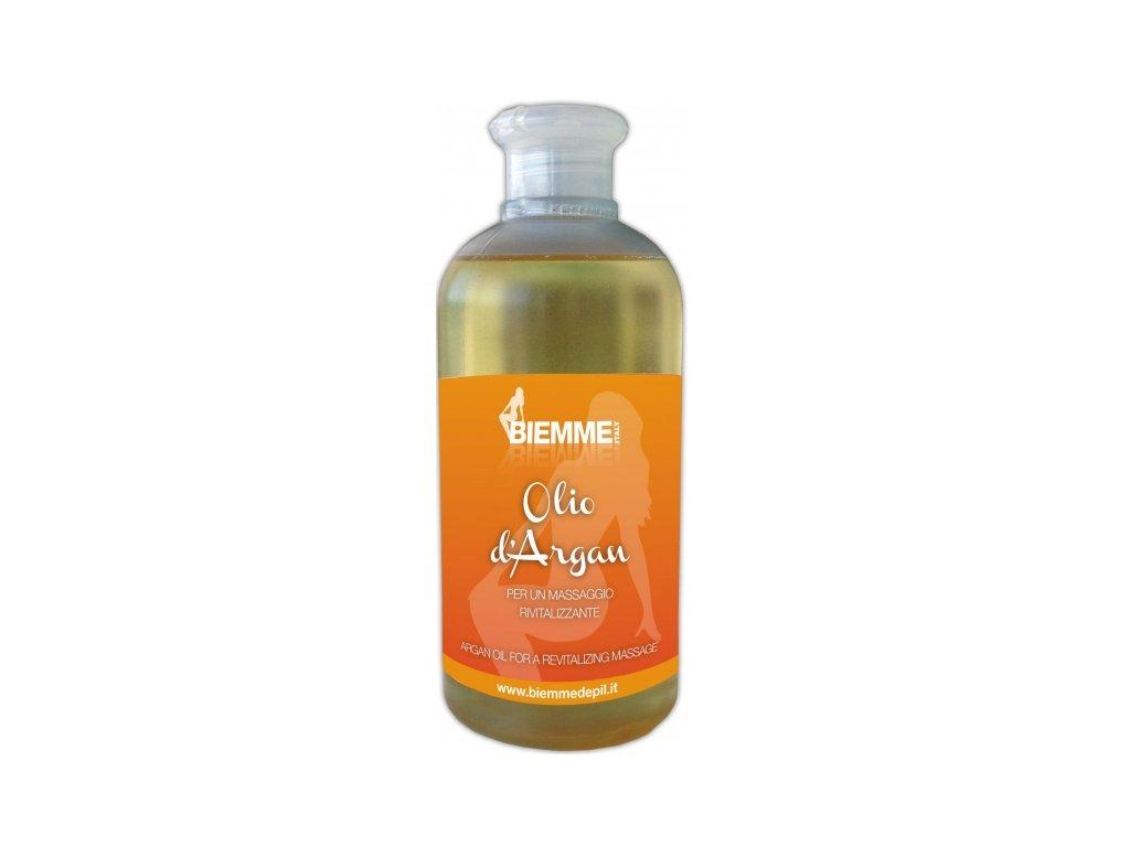Podepilační olej arganový 500 ml