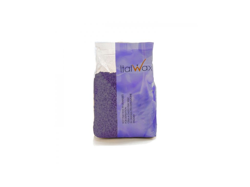 Zrnkový vosk ŠVESTKA 1 kg