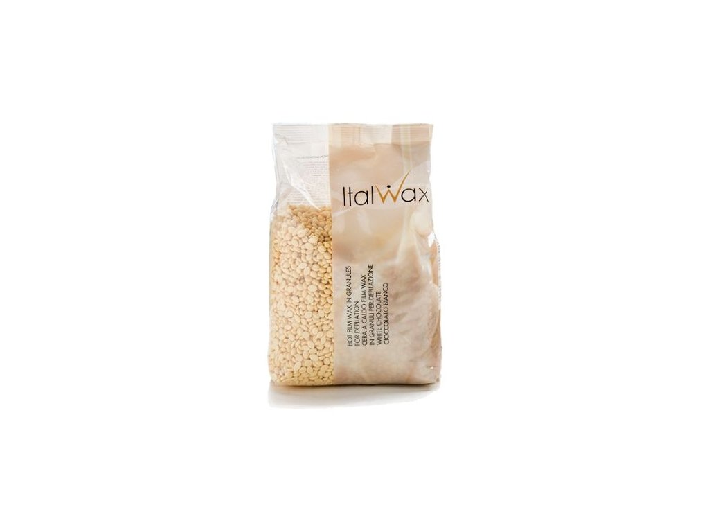 Zrnkový vosk BÍLÁ ČOKOLÁDA 1 kg
