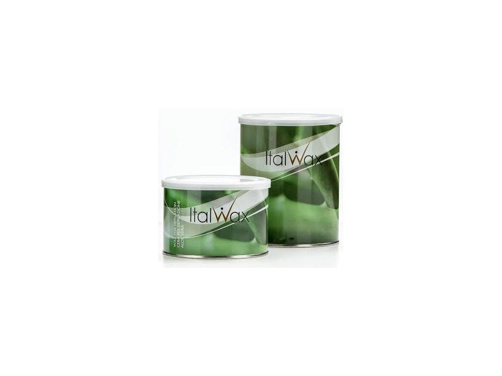 Depilační vosk v plechovce ALOE VERA 800 g