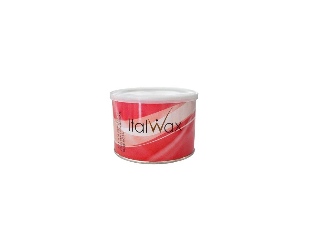 Depilační vosk v plechovce RŮŽE 400 g