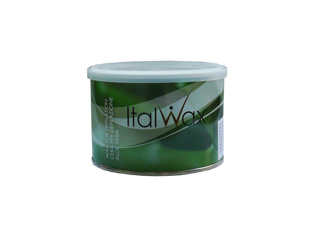 Depilační vosk v plechovce ALOE VERA 400 g