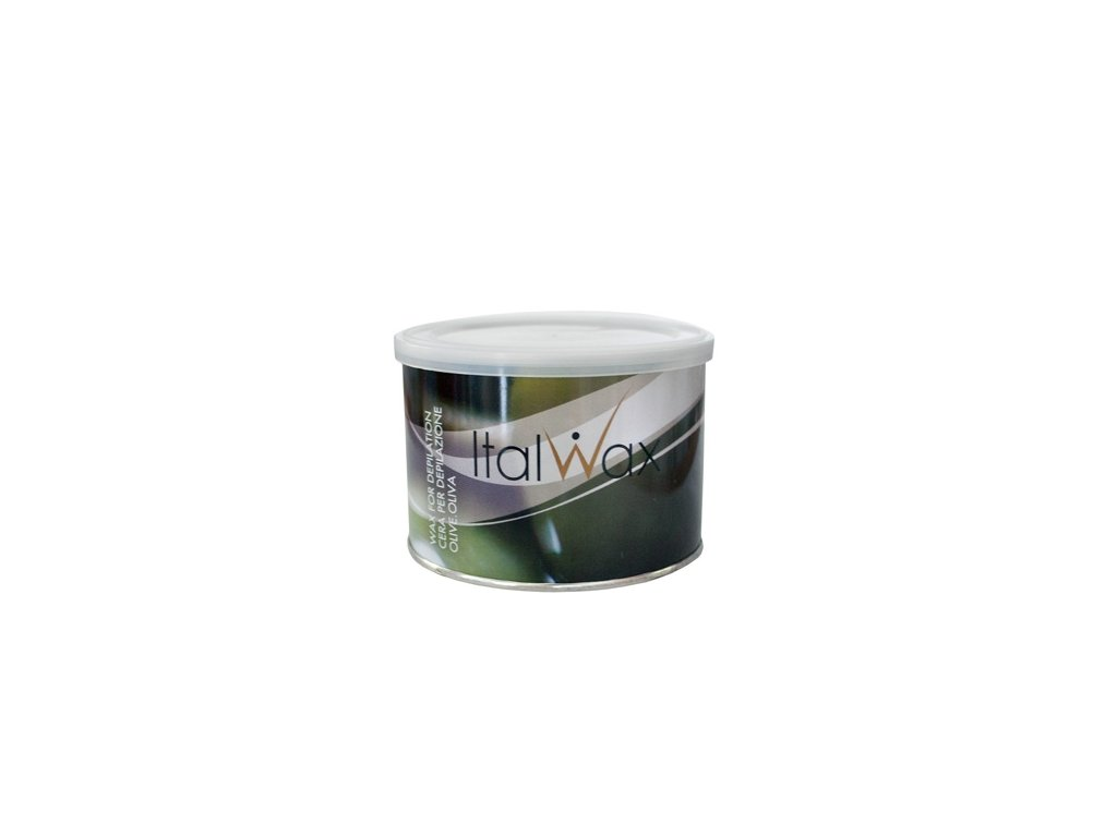 Depilační vosk v plechovce OLIVA 400 g