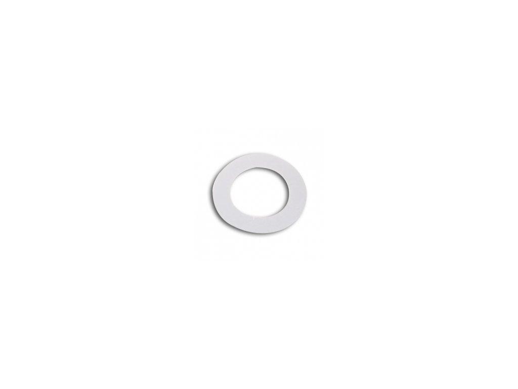 Kruh papírový na obložení plechovky s voskem 1 ks