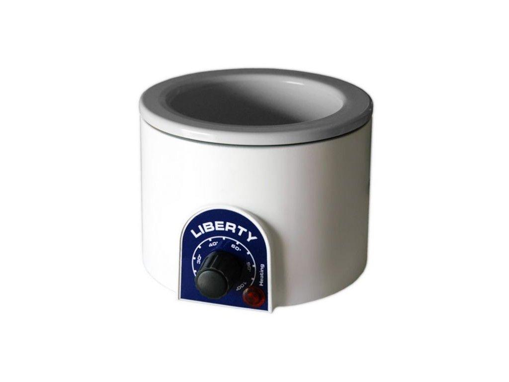 Ohřívač Liberty s elektrickým termostatem na vosk v plechovce 400 ml