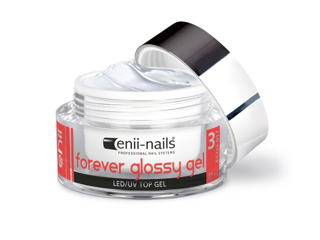 ECO 3 UV gel vždy lesklý 40 ml