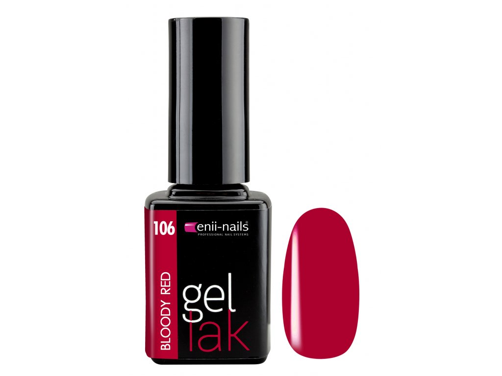Gel lak Bloody Red 11 ml