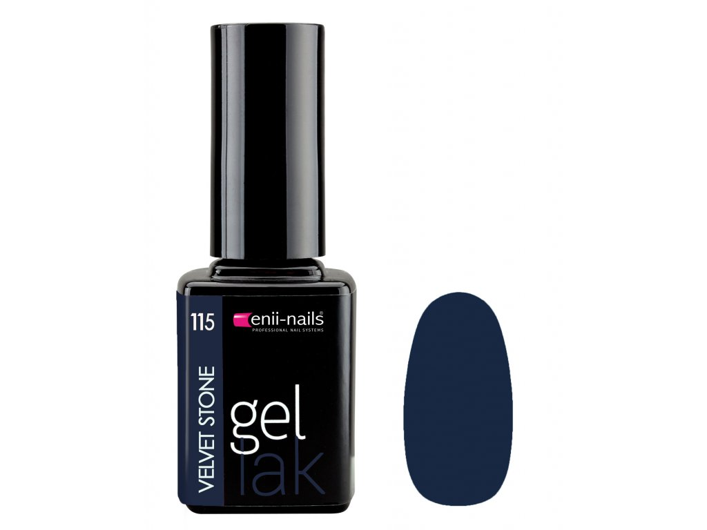 Gel lak 115. Velvet Stone 11 ml