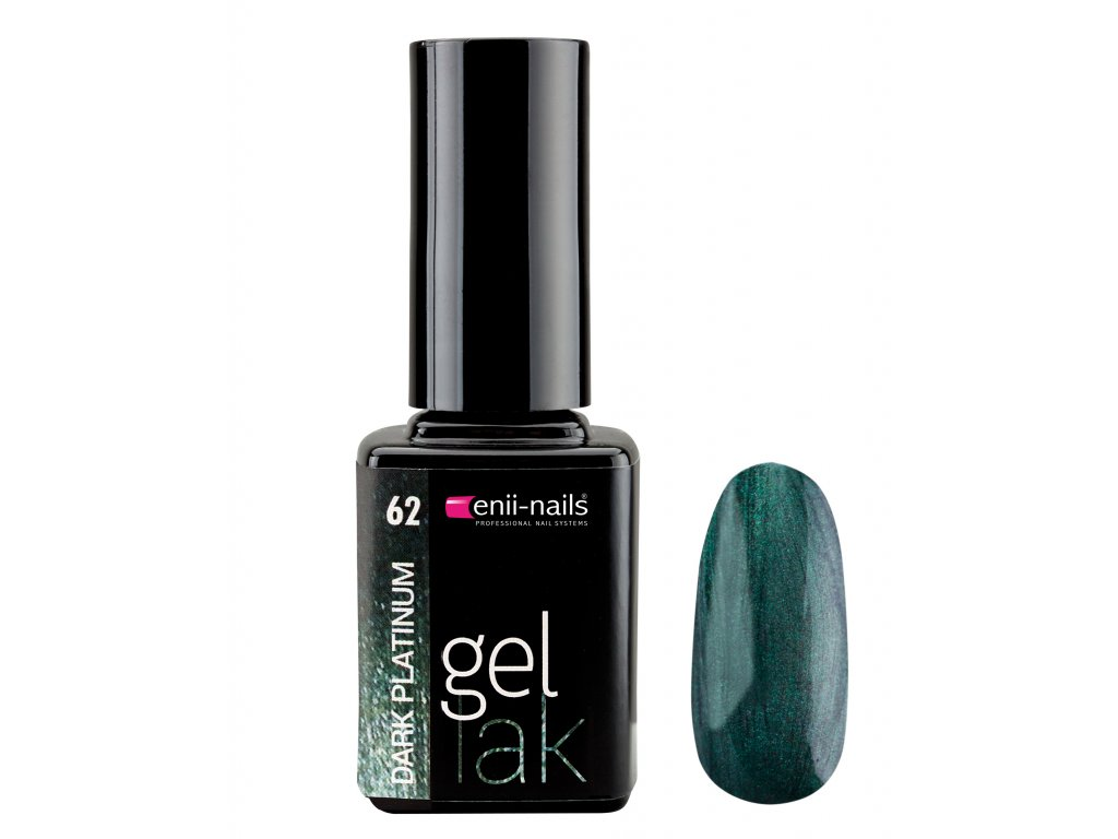 Gel lak 11 ml - dark platinum