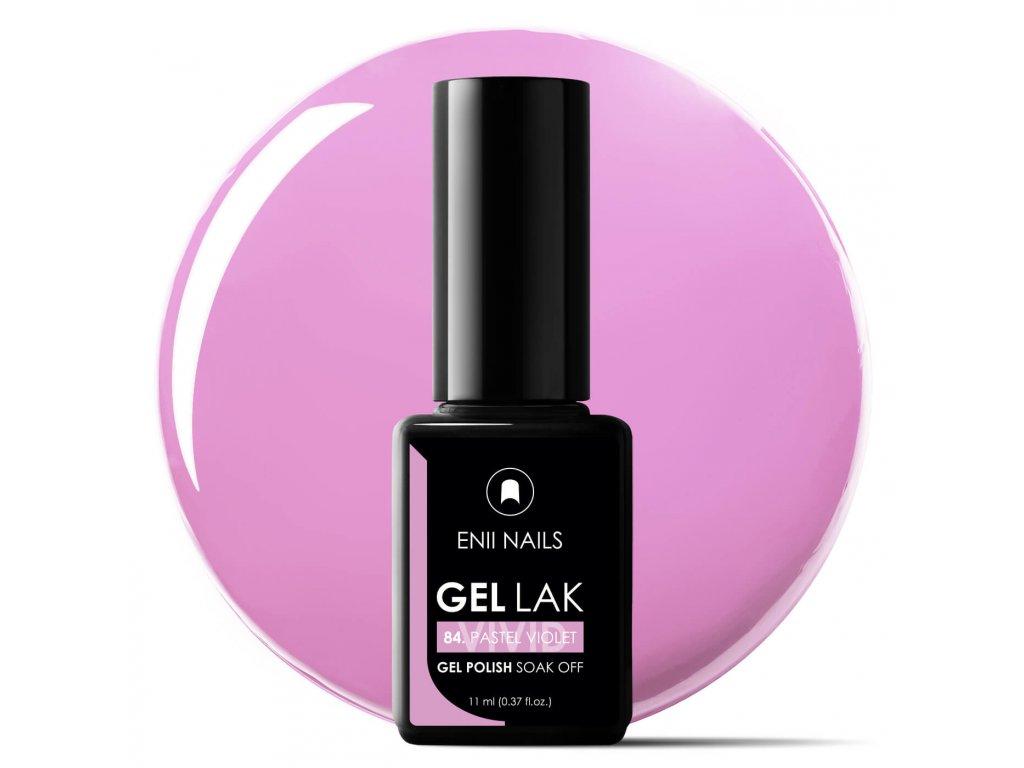 Gel lak Pastel Violet 11 ml