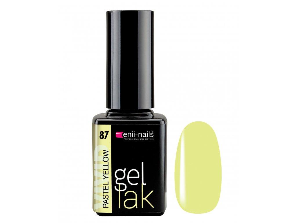 Gel lak Pastel Yellow 11 ml