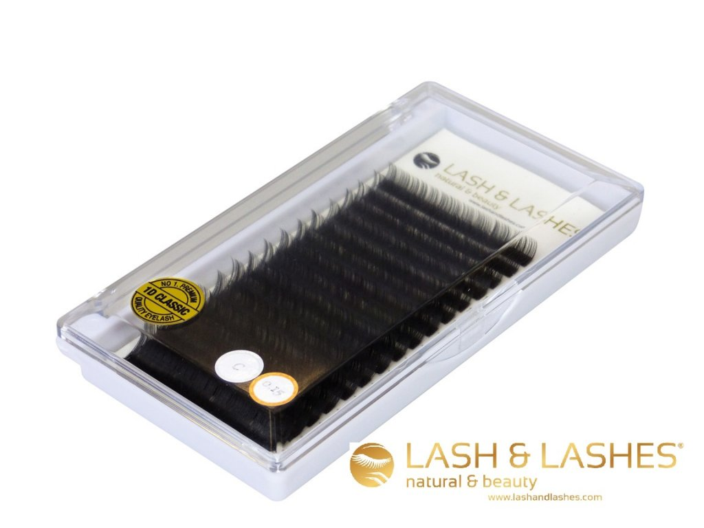 Řasy MIX LASH & LASHES