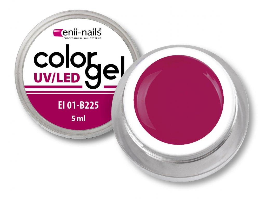 Barevný UV/LED gel 5 ml č.225