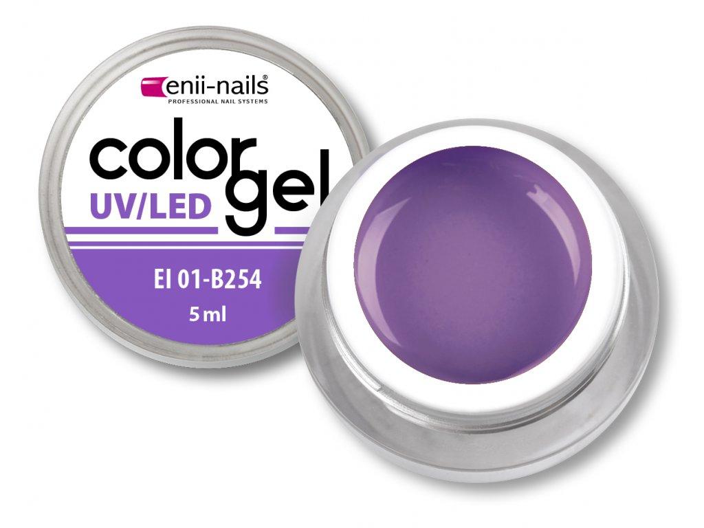 Barevný UV/LED gel 5 ml č.254