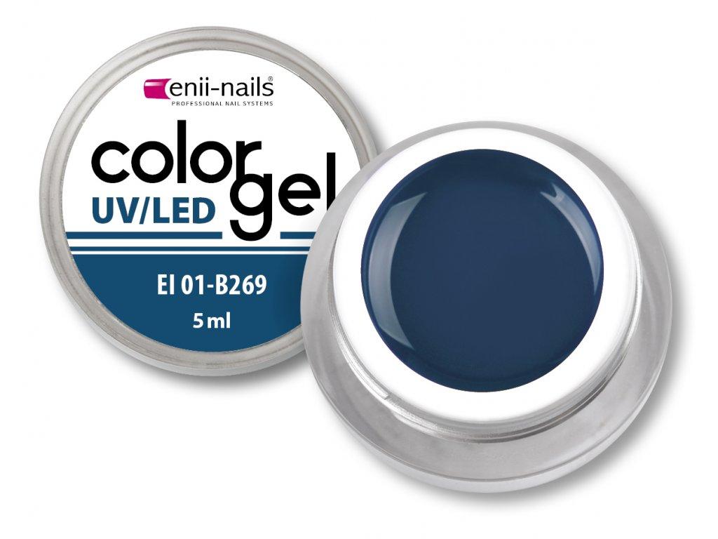 Barevný UV/LED gel 5 ml č.269