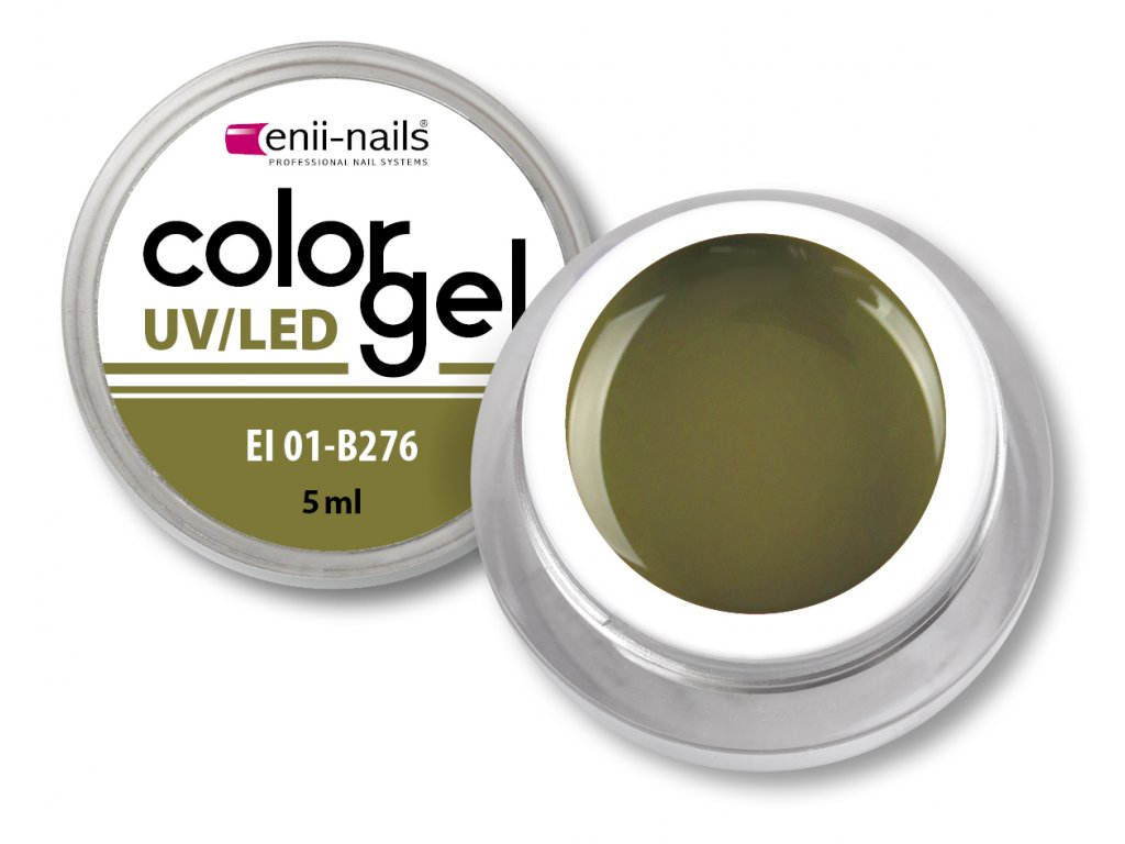 Barevný UV/LED gel 5 ml č.276