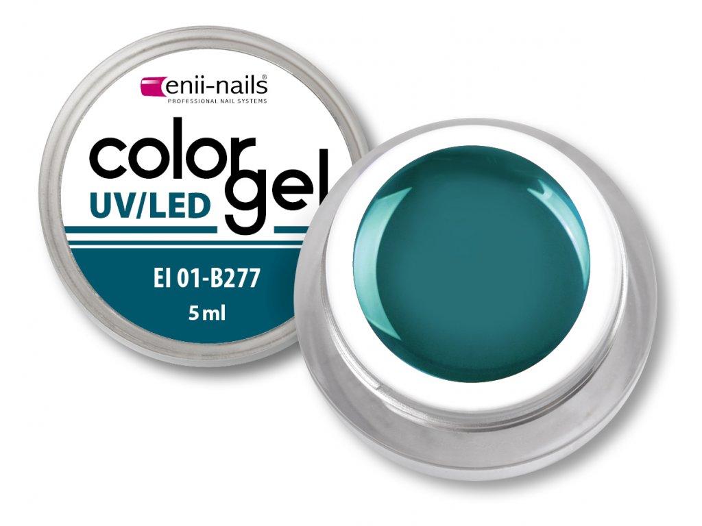 Barevný UV/LED gel 5 ml č.277