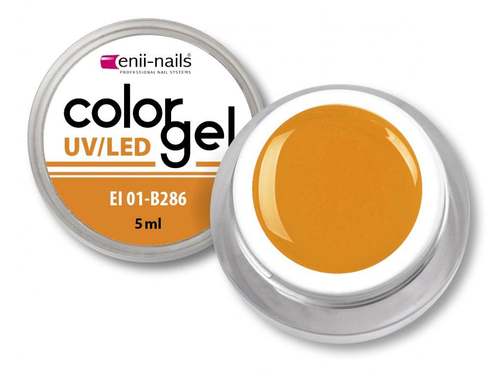 Barevný UV/LED gel 5 ml č.286