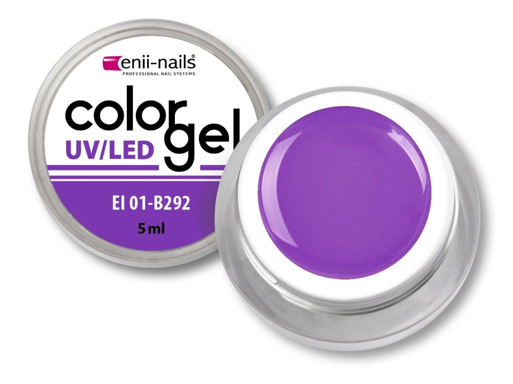 Barevný UV/LED gel 5 ml č.292