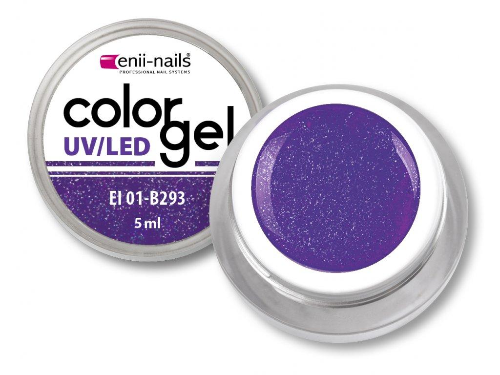 Barevný UV/LED gel 5 ml č.293