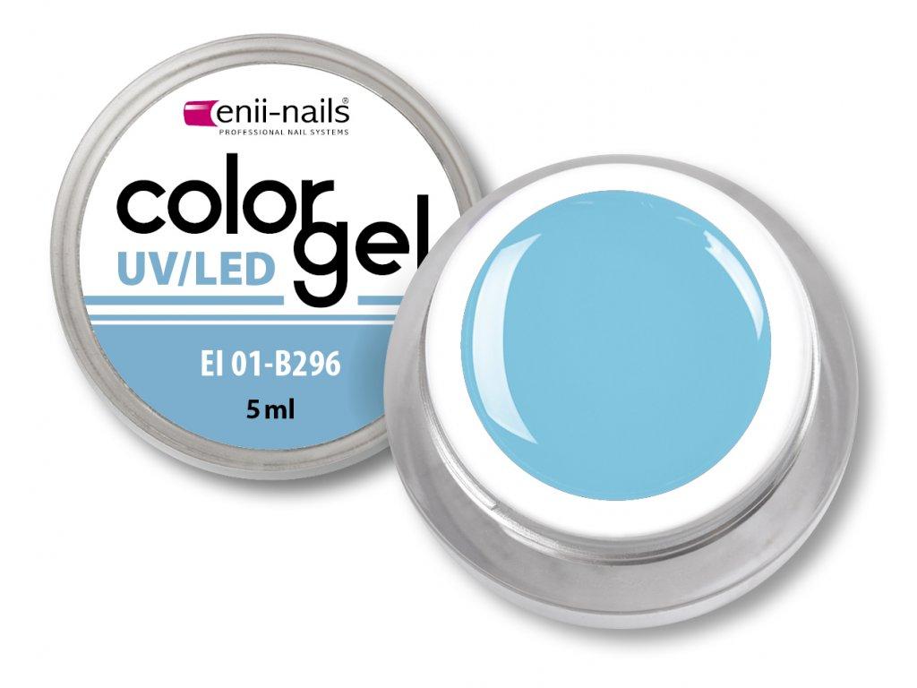 Barevný UV/LED gel 5 ml č.296